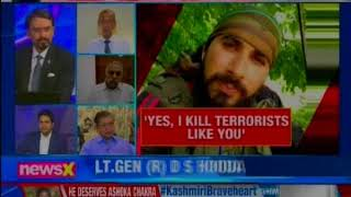 Kashmiri Brave heart: India salutes brave-heart rifleman Aurangzeb for his courage - NEWSXLIVE