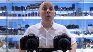 Nikon D5300 срещу Canon 700D