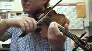 Violin Lesson #21; Relaxation and Balance (read description)