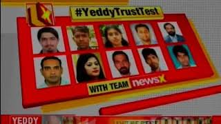 Yeddu Trust Test: 8 Congress MLAs to resign after taking oath, sources - NEWSXLIVE