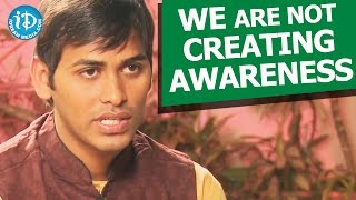 We Are Not Creating Awareness - Haleem Khan || Talking Movies with iDream - IDREAMMOVIES