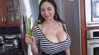 Not Your Mother's Asparagus, Cooking Made Sexy by Tifa