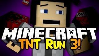 Minecraft: Mini Game: TNT Run! #3