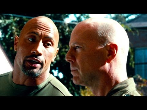 GI JOE 2 Retaliation Trailer 2 - 2012 Movie - Official [HD]