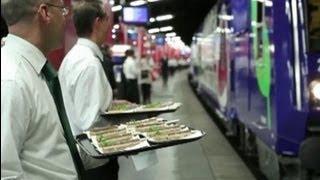 خدمة 5 نجوم في مترو باريس