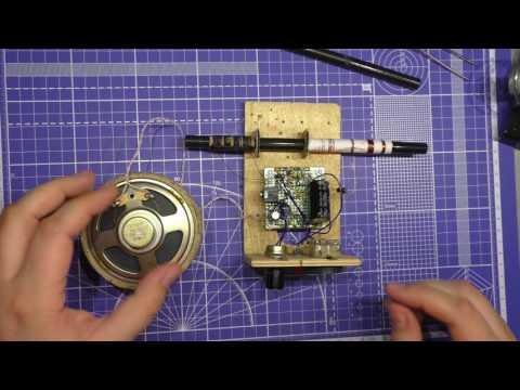 Как сделать радио своими руками на батарейках