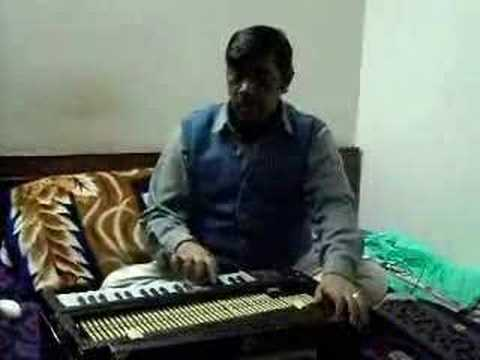 Raag Bhopali in Harmonium by Pt.Kishore Banerjee - Part 1