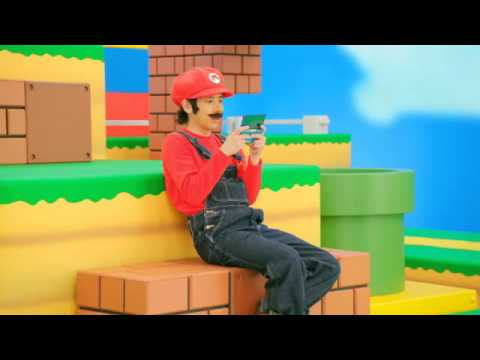 Super Mario 3D Land - Japan Commercial 3