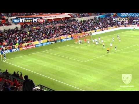 WNT vs. China PR: Highlights - Dec. 12, 2012