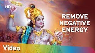 Mantra to Remove Negative Energy - Sudarshana Gayatri Mantra - Powerful Mantra - सुदर्शन चक्र मंत्र - BHAKTISONGS