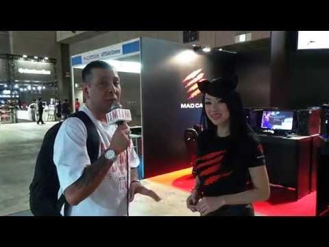 IJM interviews Vampy Bit Me at Tokyo Game Show 2014