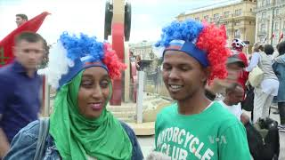 Musical World Cup Fans Turn Moscow Into Melting Pot of Global Cultures - VOAVIDEO
