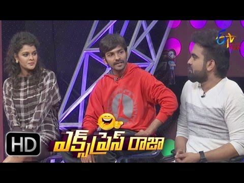Express Raja   17th March 2017    Full Episode 130   ETV Plus   cinevedika.com
