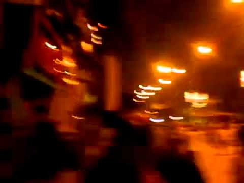 The Muslims attack Church in Egypt while shouting Allah Akbar