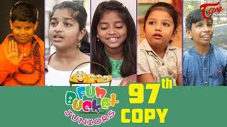 Fun Bucket JUNIORS | Episode 97 | Kids Funny Videos | Comedy Web Series | By Nagendra K | TeluguOne - TELUGUONE