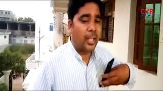 మద్యం, మాంసం, మహిళలతో చిందులు | Choppadandi Municipal Commissioner Nityanand | Karimnagar | CVR NEWS - CVRNEWSOFFICIAL