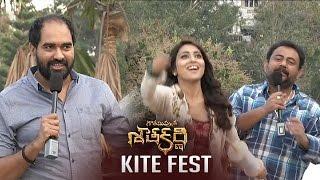 GPSK Team Kite Festival Celebrations | Krish | Burra Sai Madhav | Shriya | Chirantan Bhatt | TFPC - TFPC
