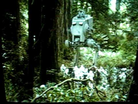 Star Wars: Return of the Jedi - Battle of Endor (part 3)