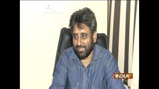 AAP MLA allegedly assaults Delhi Chief Secretary Anshu Prakash - INDIATV
