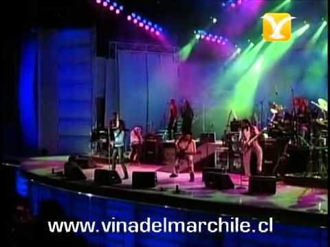 Shakira, Vuelve, Festival de Viña 1997