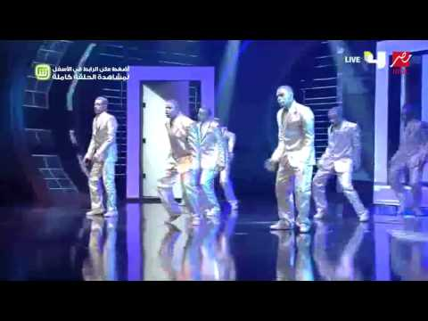 Arabs Got Talent - النصف نهائيات - BACKSTAGE GROUP