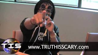 Lupe Fiasco Talks Aliens, Presidential Power, Survival, Batman Shootings, & More w/ TRUTHISSCARY.com