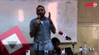 اتفرج| عمرو سلامة: مش بحب الأفلام الشعبي ومش ضد السبكي