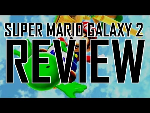 Super Mario Galaxy 2 review -mMuAtS27i5U
