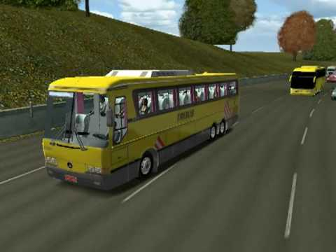 18 Wheels Of Steel Haulin Mod Bus V2 - VidoEmo - Emotional Video Unity