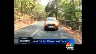 Audi Q3 in India road test - OVERDRIVE