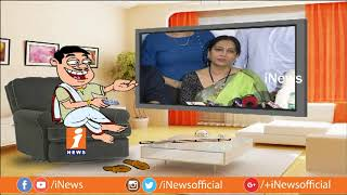 Dada Counter To Actress Hema Over Her Comments On Sri Reddy | Pin Counter | iNews - INEWS