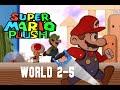 Super Mario Plush World 2-5