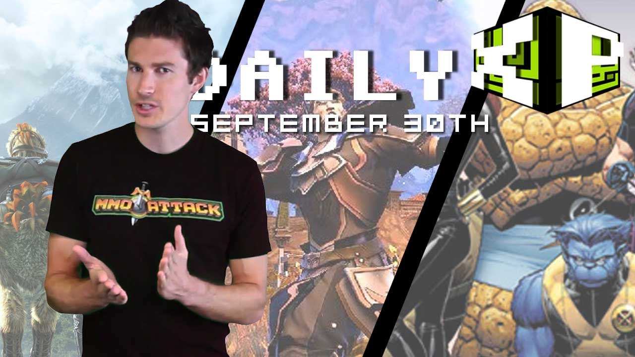 Project Copernicus, FFXIV, Marvel Heroes and more! | The Daily XP September 30th