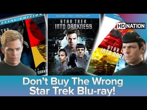 Don't Buy Star Trek Blu-ray, Pro Tips for Ripping and Digitizing Blu-rays and DIY HDTV Calibration