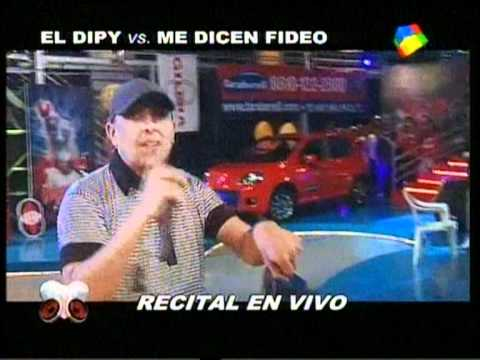 EL DIPY VS. ME DICEN FIDEO CONTRAPUNTO PASION 05.05.2012 RZCMUSIC