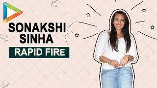 "Sonakshi Sinha : ""I want to do a biopic..."" - HUNGAMA"