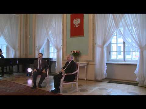 Jarosław Kaczyński o nowej konstytucji.