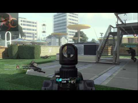 Call of Duty Black Ops 2 Hardcore TDM using HAMR | With lol_13_christo