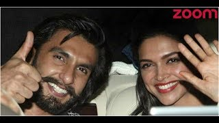 Ranveer - Deepika To Attend Padmaavat's Success Party | Bollywood News - ZOOMDEKHO