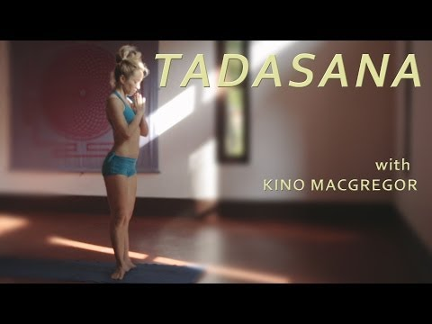 Tadasana with Kino Macgregor (Fourth Series Ashtanga Yoga Demonstration)
