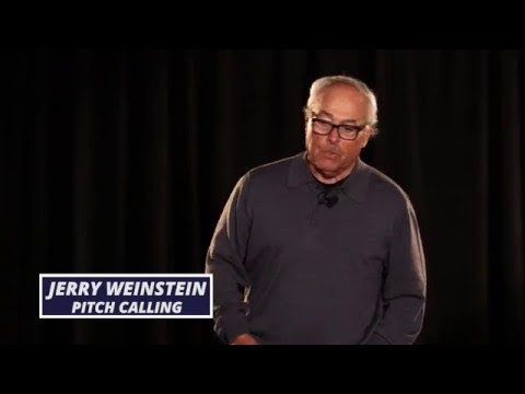 Pitch Calling with Jerry Weinstein at CatcherCON 2015