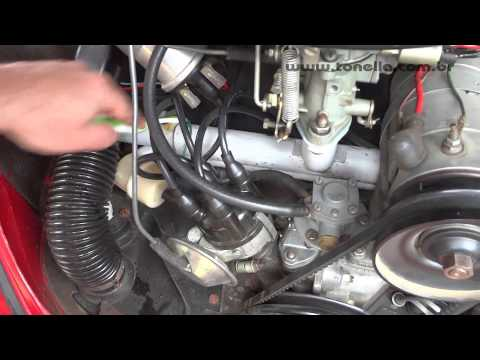 Tonella - como lavar o motor do fusca 1/3