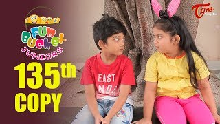 Fun Bucket JUNIORS | Episode 135 | Telugu Comedy Web Series | by Nagendra K | TeluguOne - TELUGUONE