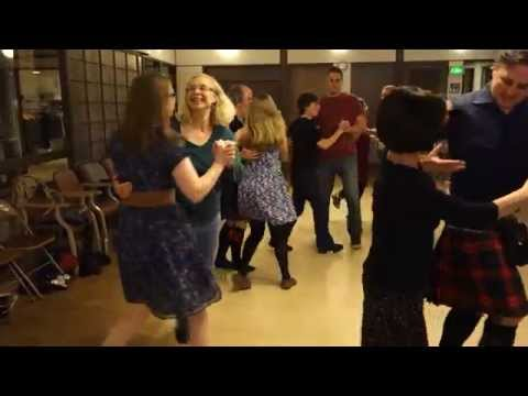 RSCDS Seattle - Spring Ceilidh 2014 - The Canadian Barndance