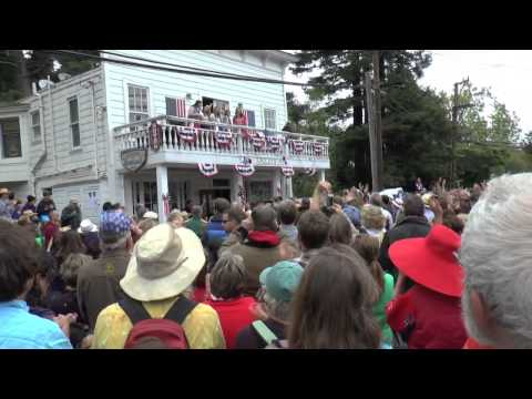 Bolinas 4th of July Parade 2014