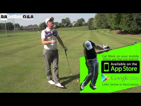Dont Be a Bottler In Golf