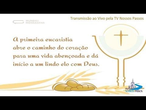 Missa de Primeira Eucaristia Paroquial - 10/11/2019 - 10h00