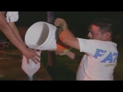 Tabasco se queda sin agua potable