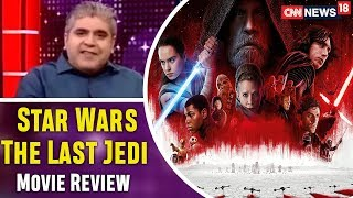 """Star Wars-The Last Jedi Review 