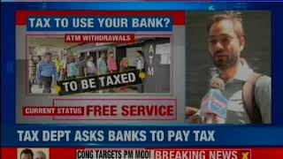 Debit card tax: Consumers may end up paying more on bank transactions as tax department - NEWSXLIVE